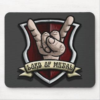 Lord of Metal Mousepad