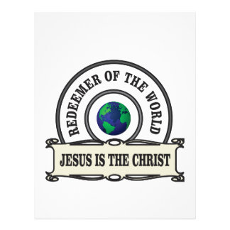 lord redeemer of the world letterhead