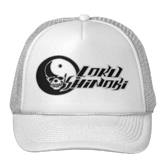 Lord Shinobi Cap Trucker Hat