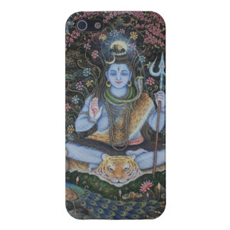 Lord Shiva iPhone 5 Cover