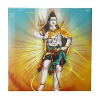 Lord Shiva Tile
