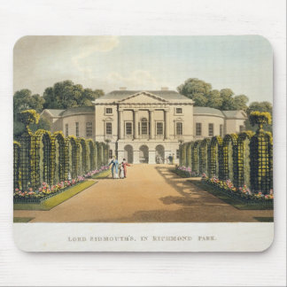 Lord Sidmouth's, in Richmond Park, from 'Fragments Mouse Pad