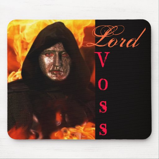 LORD VOSS - Mouse Pad