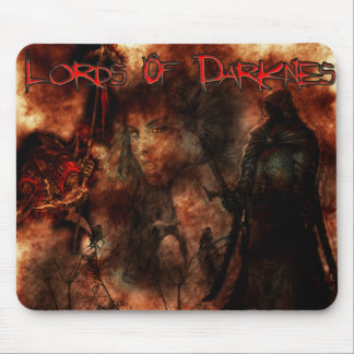 Lords Of Darkness Mouse Pad - Customized