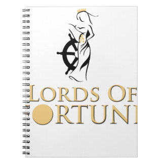 Lords Of Fortune Expeditionware Notebooks