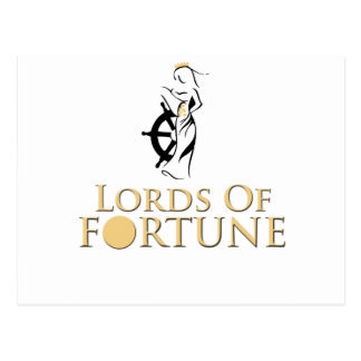 Lords Of Fortune Expeditionware Postcard