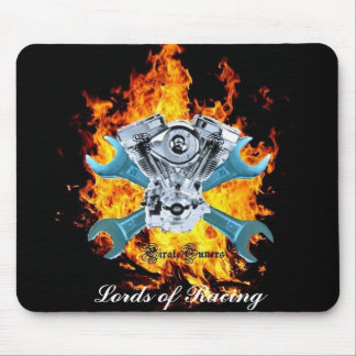 Lords of Racing Mouse Mat Mouse Pad