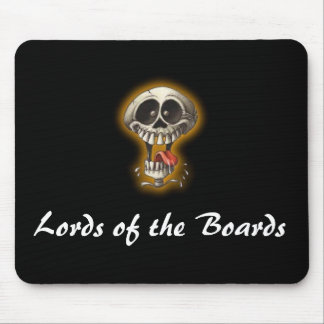 Lords of the Boards Mouse Pad