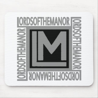 Lords of the Manor Merch Mousepads