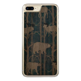 Lords of the Mountain Carved iPhone 8 Plus/7 Plus Case