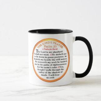 Lords Prayer Mug