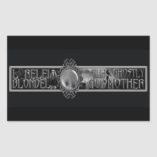 "Lorelei Blondel ""The Ghostly Godmother"" Sticker"