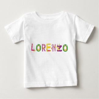 Lorenzo Baby T-Shirt