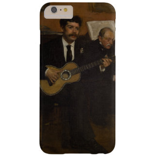 Lorenzo Pagans and Auguste de Gas by Edgar Degas Barely There iPhone 6 Plus Case