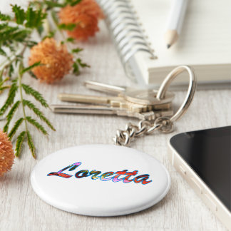 Loretta key chain