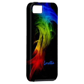 Loretta smartphone covers iphone 5 black case
