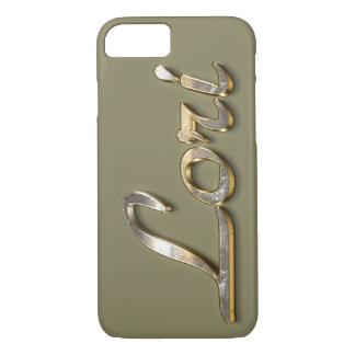 """""""Lori"""" Custom Monogram iPhone 7 Case"""
