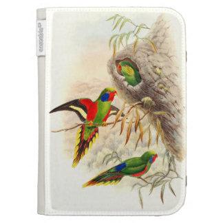 Lorikeet Parrot Birds Wildlife Animals Kindle Cover