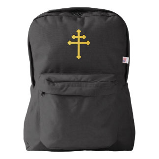 Lorraine cross backpack
