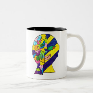 los-alenam Two-Tone coffee mug