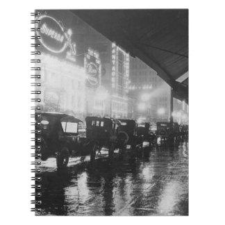 Los Angeles 1920 Notebook