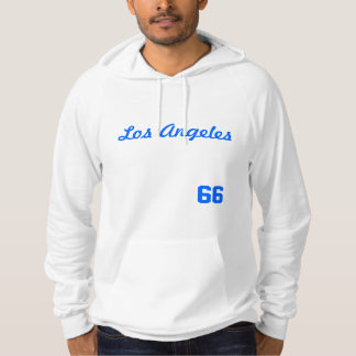 LOS ANGELES #66 MEN'S AMERICAN APPAREL HOODIE