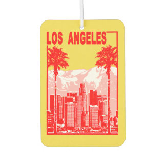 Los Angeles Air Freshener