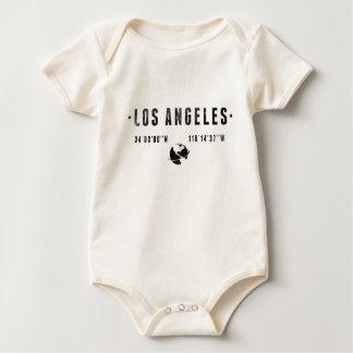 Los Angeles Baby Bodysuit