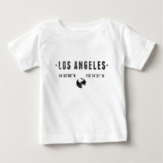 Los Angeles Baby T-Shirt