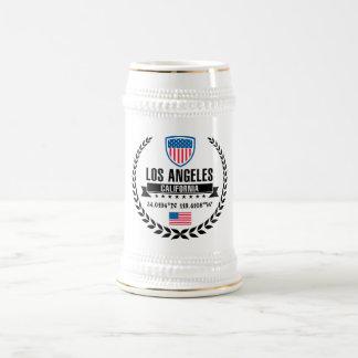 Los Angeles Beer Stein