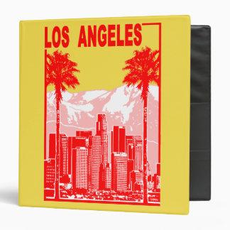 Los Angeles Binder