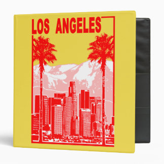 Los Angeles Binders