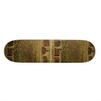 Los Angeles CA 1891 Skate Boards