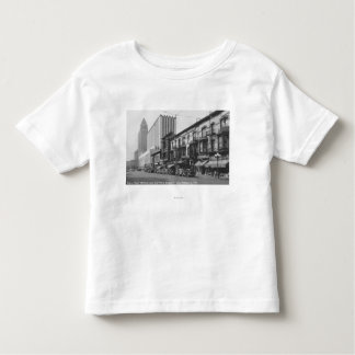 Los Angeles, CA Post Office and Old Main Toddler T-shirt