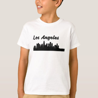 Los Angeles CA Skyline T-Shirt