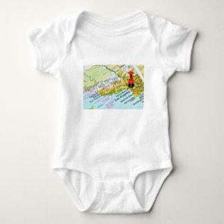 Los Angeles, California Baby Bodysuit