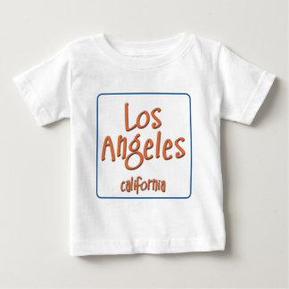 Los Angeles California BlueBox Baby T-Shirt
