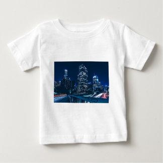 Los Angeles California City Urban Buildings Baby T-Shirt
