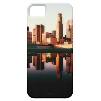 Los Angeles California City Urban Buildings Case For The iPhone 5