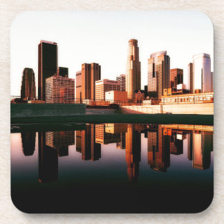 Los Angeles California City Urban Buildings Coaster