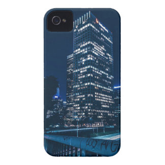 Los Angeles California City Urban Buildings iPhone 4 Case-Mate Case