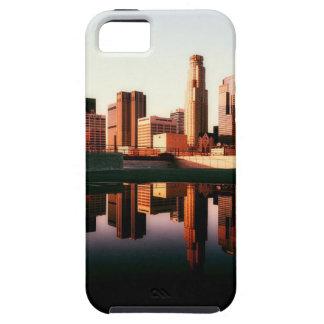 Los Angeles California City Urban Buildings iPhone 5 Case