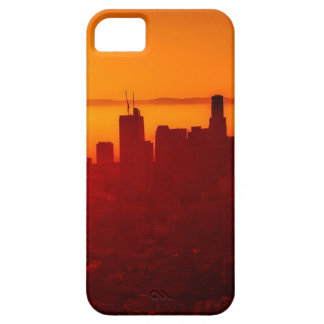 Los Angeles California City Urban Skyline Case For The iPhone 5