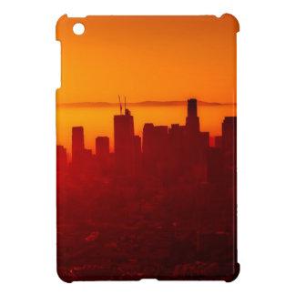 Los Angeles California City Urban Skyline iPad Mini Case