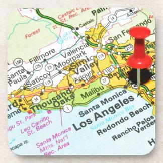 Los Angeles, California Coasters