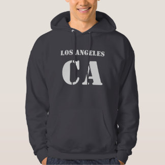 Los Angeles California Hoodie Sweater Sweatshirt