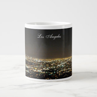 Los Angeles California Large Coffee Mug