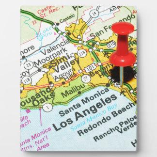 Los Angeles, California Plaque