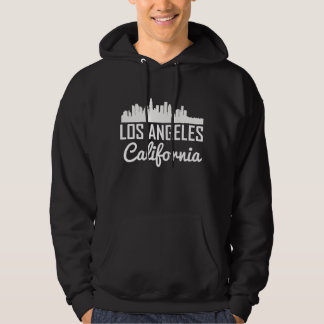 Los Angeles California Skyline Hoodie