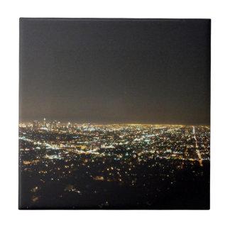 Los Angeles California Tile